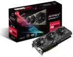 ASUS Radeon RX 580 ROG-STRIX-RX580-O8G-GAMING 8GB