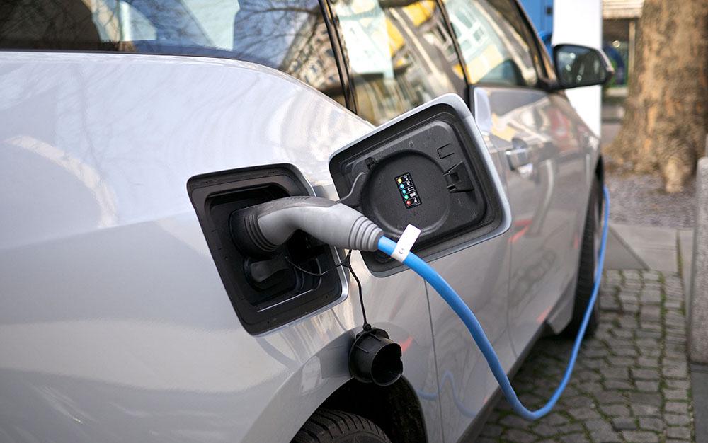 Электромобили: BMW i3