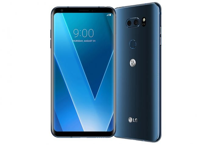 Смартфон LG V30s получит фотокамеру с искусcтвенным интеллектом