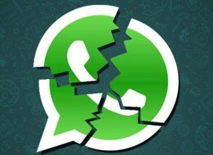 Не работает приложение WhatsApp - что делать?