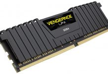Тест и обзор набора оперативной памяти Corsair Vengeance LPX 2x 8GB DDR4-3000