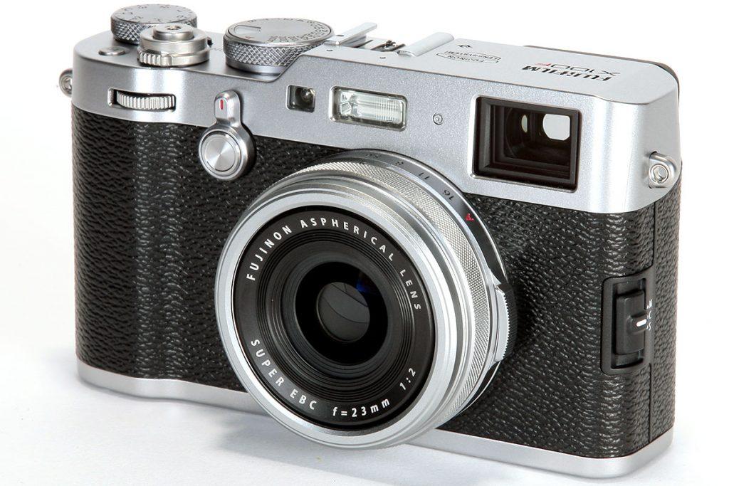 Рейтинг фотокамер - Fujifilm X100F