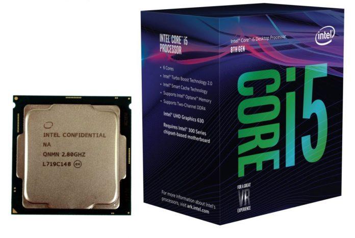 Тест и обзор Intel Core i5-8400: оптимальный процессор для настольных систем