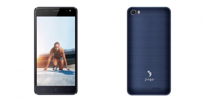 В Российской Федерации стартовали продажи недорогого китайского телефона Jinga Start