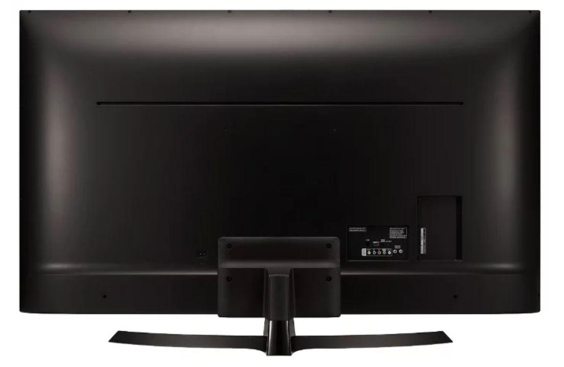 Тест и обзор LG 43UJ635VN: недорогой UHD-телевизор начального уровня