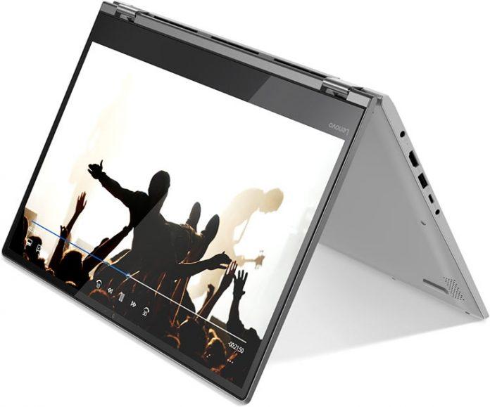 Lenovo представила бюджетный ноутбук-трансформер Yoga 530