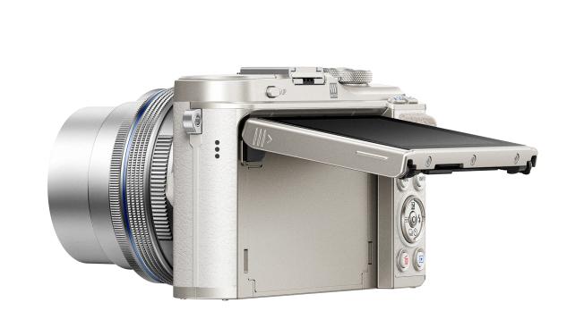 Olympus PEN E-PL9 - камера для Instagram и социальных сетей