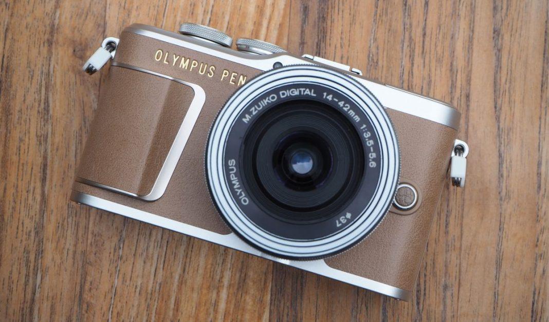 Olympus PEN E-PL9 — камера для Instagram и социальных сетей