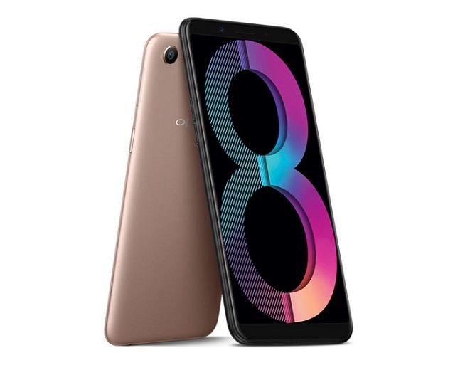 Названа российская цена нового смартфона OPPO A83