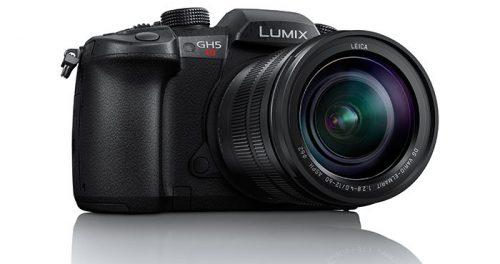 тест обзор камеры panasonic lumix dc-gh5s фото