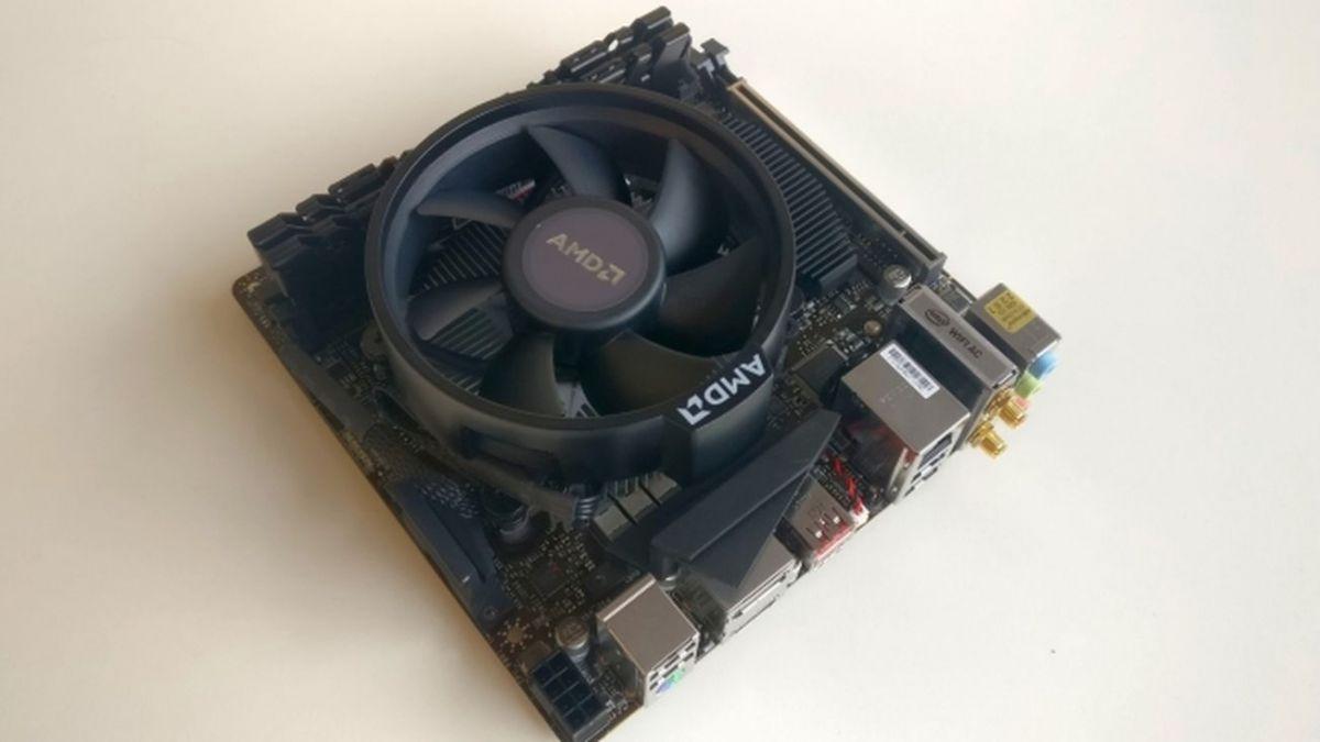 Тест процессора AMD Ryzen 5 2400G: два в одном?