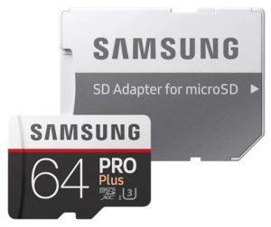Рейтинг карт памяти microSD емкостью 64 Гб