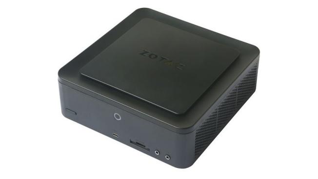 Тест и обзор мини-ПК Zotac ZBOX MI553: маленький, но энергичный