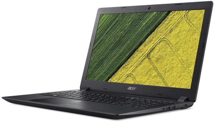 Тест и обзор Acer Aspire 3 A315-51-31FY: мощный ноутбук с темным экраном