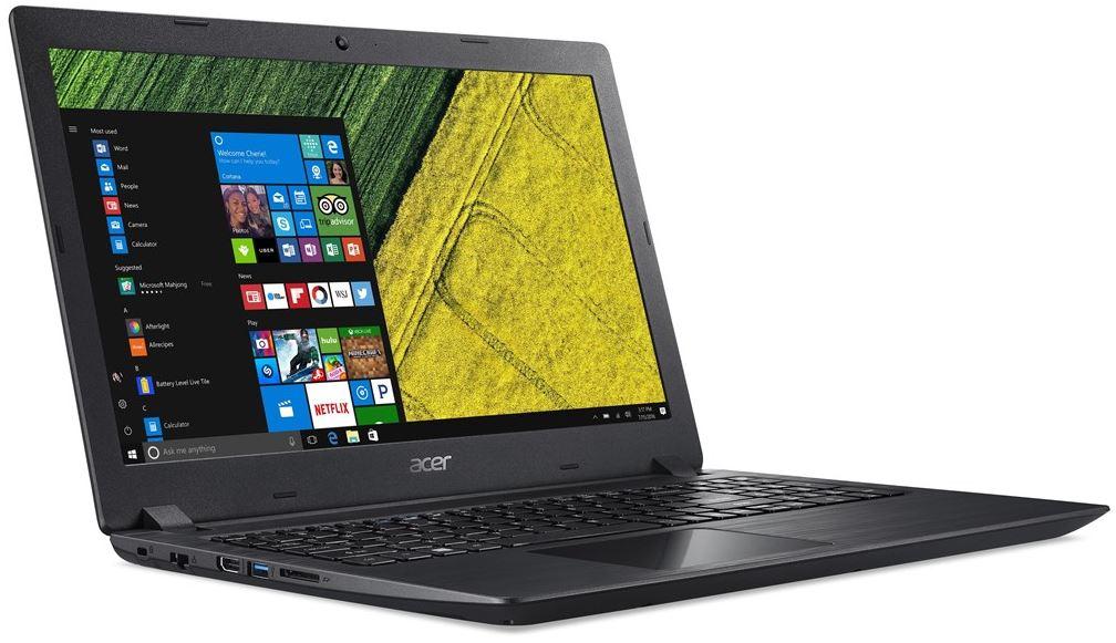 Качество дисплея у Acer Aspire 3 A315-51-31FY оставляет желать лучшего