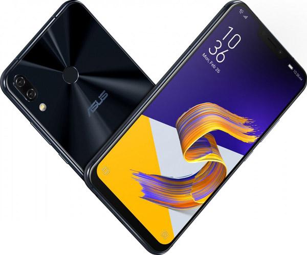 ASUS представила три версии смартфона Zenfone 5