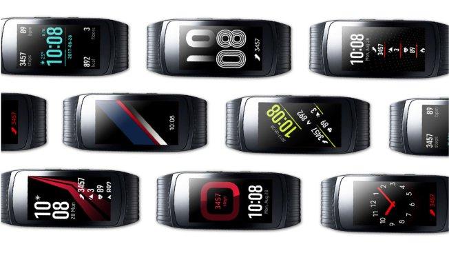 Samsung Gear Fit2 Pro: всеобъемлющие возможности для индивидуализации