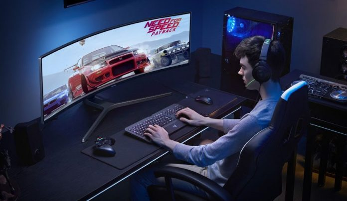 Тест и обзор Samsung C49HG90: огромный игровой монитор для настоящих геймеров