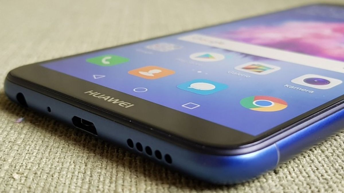 Huawei P Smart: смартфон с хорошим качеством исполнения