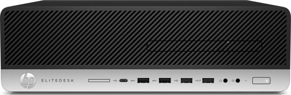 Тест и обзор HP EliteDesk 800 G3: плоский мини-ПК с мощным CPU
