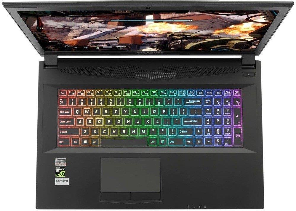 Подсветку клавиатуры Gigabyte можно настроить в соответствии с предпочтениями