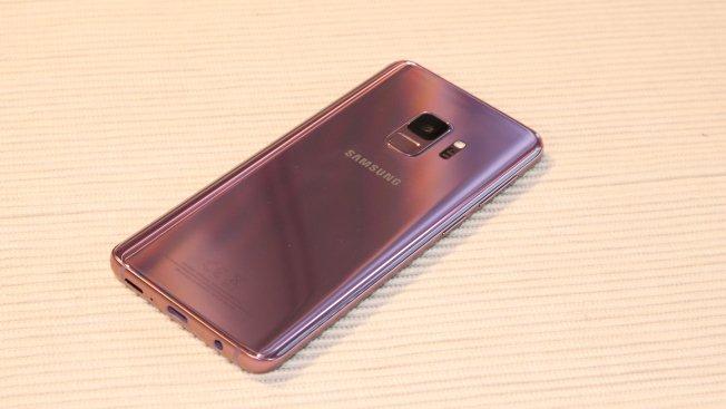 Galaxy S9 доступен в черном, синем и розовом цвете