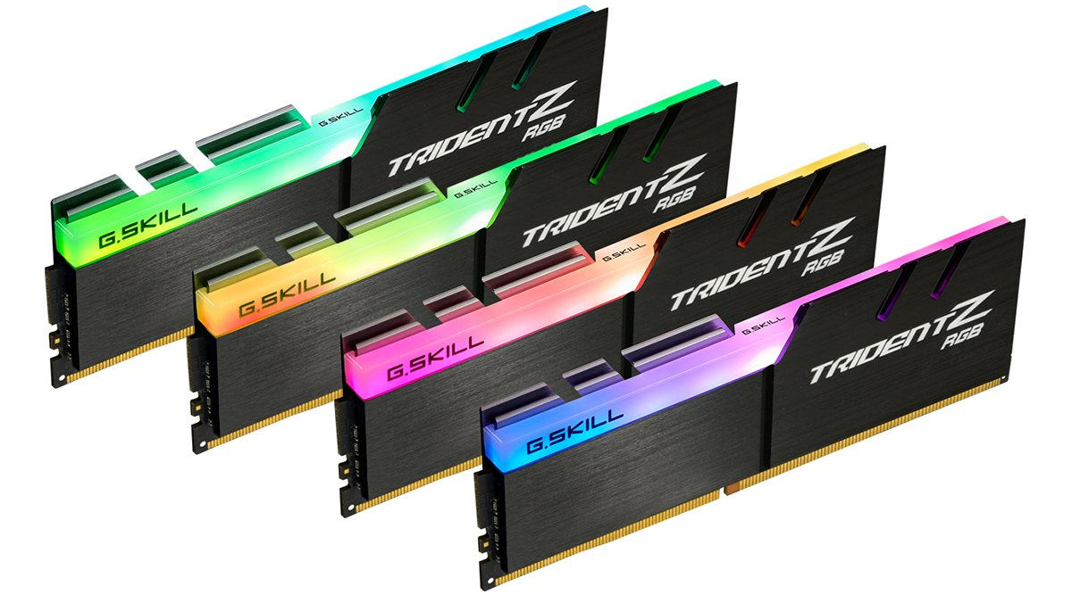 G.Skill Trident Z RGB Series 16GB DDR4-3000