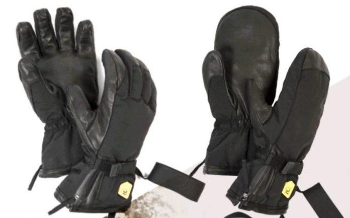 Перчатки с подогревом — спасение для тех, кто мерзнет