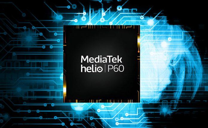 НаMWC MediaTek показала 8-ядерный процессор Helio P60 сИИ