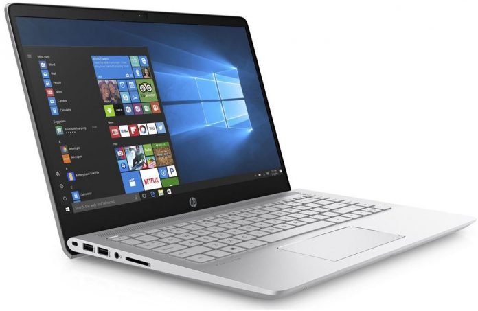 Тест и обзор HP Pavilion 14-bf003ng: средний ноутбук по средней цене