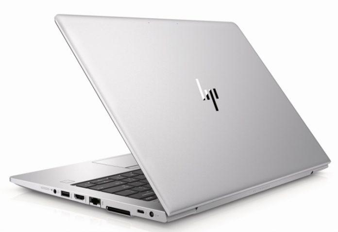 HP представила бизнес-ноутбуки EliteBook 800 G5 Series
