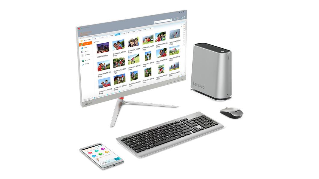 Тест и обзор Lenovo IdeaCentre 620S-03IKL: большой мини-ПК с видеокартой
