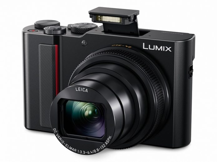 Panasonic представила камеру Lumix DMC-ZS200 с 15-кратным зумом
