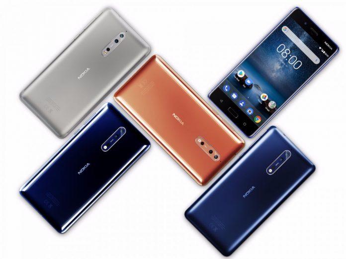 Nokia продала смартфонов больше, чем HTC, Sony, Google и OnePlus