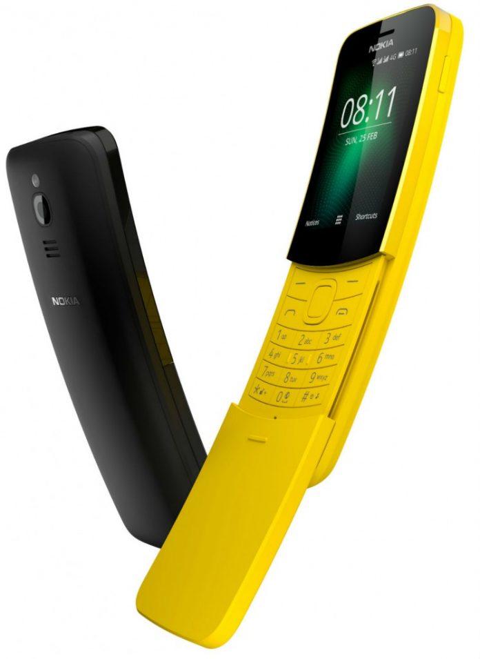 Возрождена ещё одна легендарная модель Nokia — телефон-банан из «Матрицы»