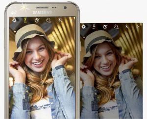 Смартфон для селфи Samsung Galaxy J7