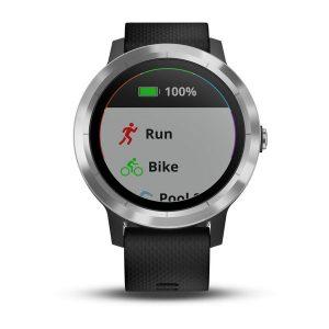 Тест и обзор фитнес-трекера Garmin Vivoactive 3: спорт под наблюдением