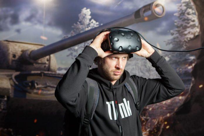 Игра World of Tanks VR: первые впечатления