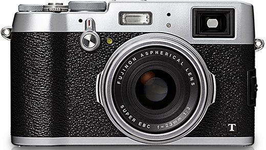 Рейтинг фотоаппаратов - Fujifilm серии X100T