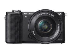 Системная камера с сенсором APS-C