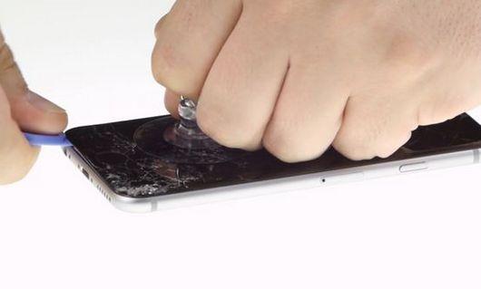iPhone 6S: меняем дисплей. Инструкция по ремонту