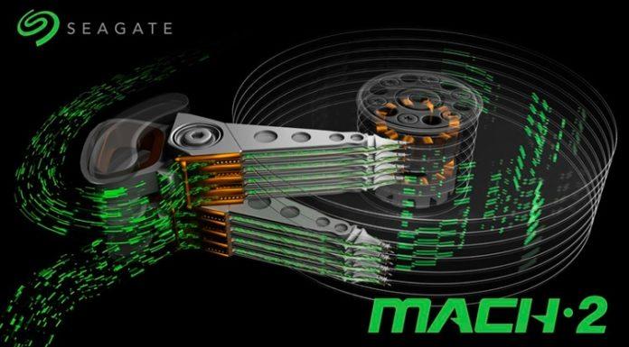 Seagate представила самый быстрый в мире жесткий диск