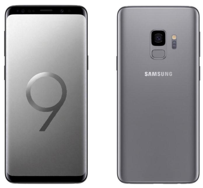 Себестоимость Samsung Galaxy S9+ оказалась в 2,2 раза ниже цены