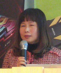 Шелли Чен, президент ADATA