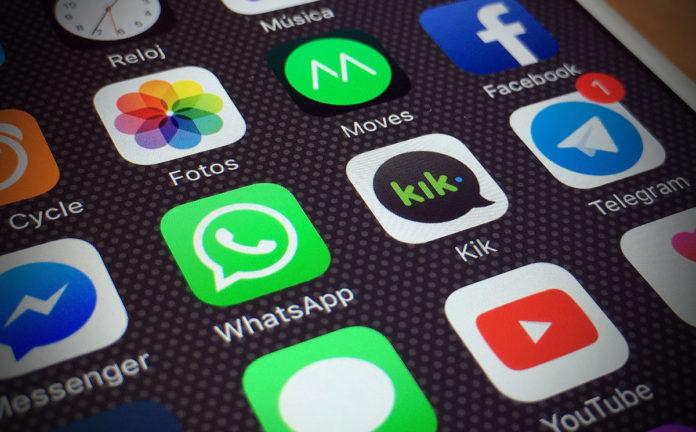 Названы самые популярные в России мобильные приложения