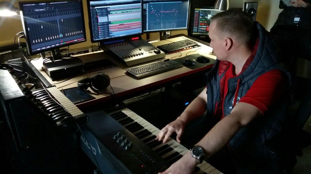 Знакомьтесь, Андрюс Климка – один из композиторов Wargaming, создающий музыку и звуковые эффекты для игры