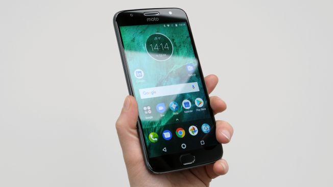 Moto GS5 Plus - смартфон дляРака