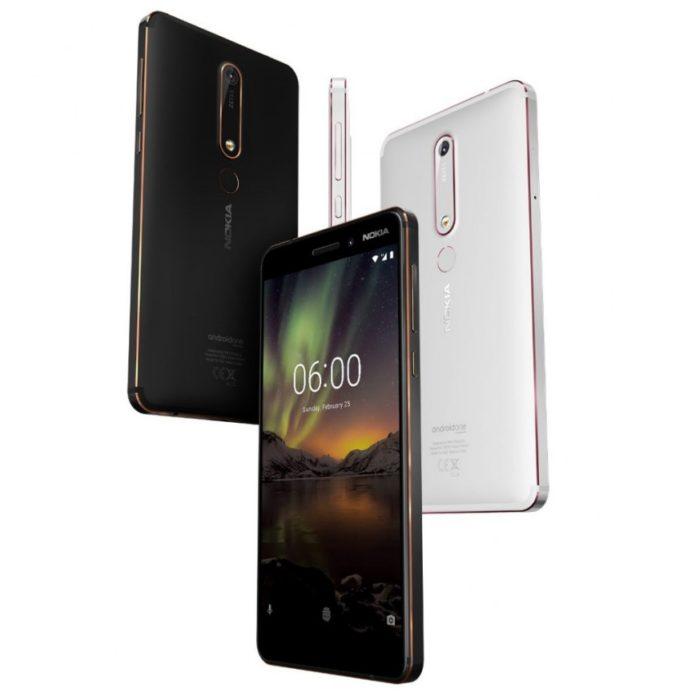 Объявлена российская цена смартфона Nokia 6