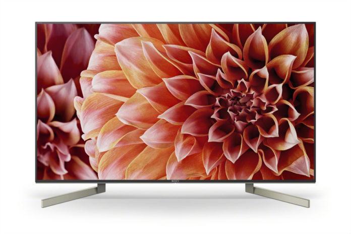 Названы российские цены шикарных 4K HDR телевизоров от Sony