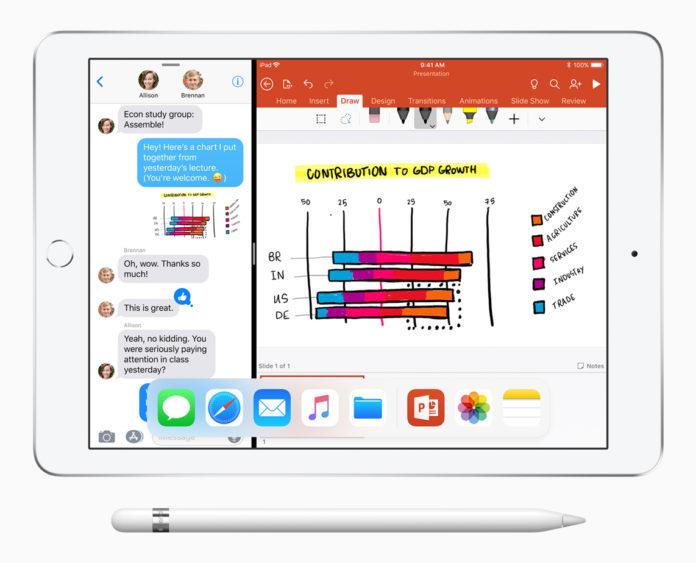 Представлен самый дешевый iPad